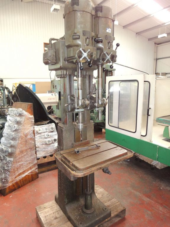 Late Addition: Pollard twin spindle in-line d...