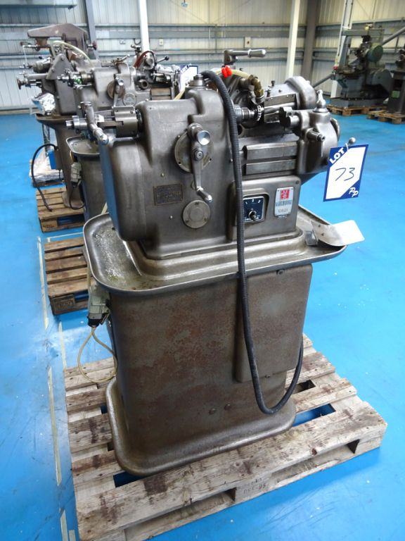 Mikron 106-01 thread milling machine - Lot Located...
